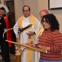 Blessing and Dedication of the new Diocesan Pastoral Center photo album thumbnail 20