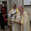 Blessing and Dedication of the new Diocesan Pastoral Center photo album thumbnail 23