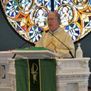 Catholic Schools Week Mass for Holy Cross Catholic Academy, Amarillo photo album thumbnail 6