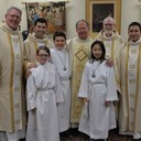 Catholic Schools Week Mass for St. Mary's Cathedral School, Amarillo photo album thumbnail 1