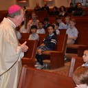Catholic Schools Week Mass for St. Mary's Cathedral School, Amarillo photo album thumbnail 13