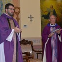 Installation of Father S. Christopher Schwind as Pastor of St. Mary's Church, Umbarger photo album thumbnail 3
