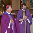 Installation of Father S. Christopher Schwind as Pastor of St. Mary's Church, Umbarger photo album thumbnail 6